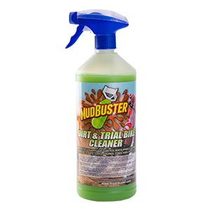 dirt and trial bike cleaner